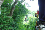 Zip Line Canopy Tour at Paz Waterfall Park