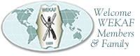 Magic Carpet Travel looks forward to working with membesrs and families of  WEKAF USA Members